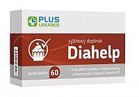 PLUS LEKÁREŇ Diahelp tbl 1x60 ks