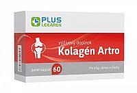 PLUS LEKÁREŇ Kolagén Artro cps 1x60 ks