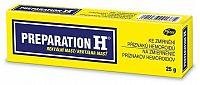 PREPARATION H ung rec 1x25 g