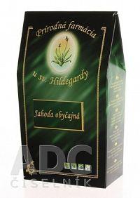 Prír. farmácia JAHODA OBYČAJNÁ list bylinný čaj 1x30 g