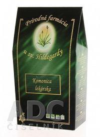 Prír. farmácia KOMONICA LEKÁRSKA vňať bylinný čaj 1x40 g