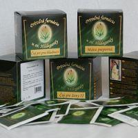 Prír. farmácia SLEZ NEBADANÝ bylinný čaj 20x1 5 g