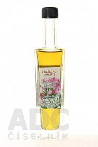 Prír. farmácia TINKTÚRA AMARA 1x50 ml
