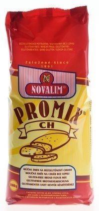 PROMIX-CH zmes na bezlepkový chlieb plv 1x1000 g