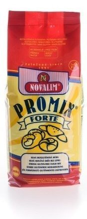 PROMIX-FORTE, silná bezlepková múka plv 1x1000 g