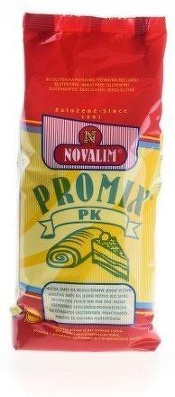 PROMIX-PK špeciál, zmes na bezlepkové jemné pečivo bez mlieka, laktózy a sóje 1x1000 g