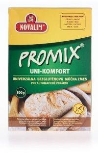 PROMIX-UNI komfort bezlep.zmes pre autom. pečenie plv 1x400 g
