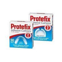 Protefix Fixačné podložky na hornú zubnú protézu fixačná podložka 1x30 ks