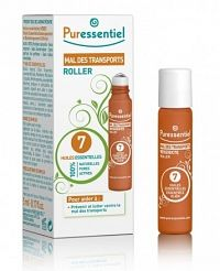 Puressentiel S.O.S. Travel Roll - On