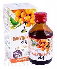 RAKYTNÍKOVÝ olej 100% za studena lisovaný 1x50 ml