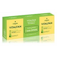Rene Rurterer VITALFAN antichute reactionnelle – Doplnok stravy pri vypadávaní vlasov TRIO (2+1 zada
