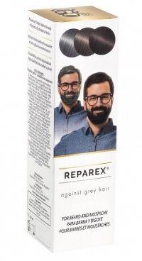 REPAREX Proti šedinám na bradu a fúzy, 1x125 ml