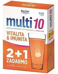Revital Multi 10 triple packtbl eff3x20 (60 ks) 1x1 set