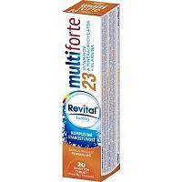 Revital multiforte šumivý tbl eff s príchuťou pomaranč 1x20 ks