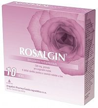 ROSALGIN gro vag 500 mg 1x10 ks
