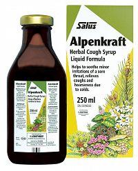 SALUS Alpenkraft bylinný sirup 1x250 ml