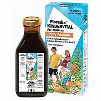 SALUS Floradix Kindervital fruity bylinný sirup 1x250 ml