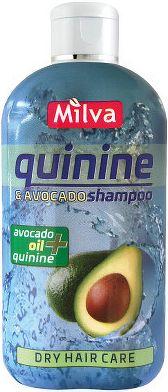 Šampón chinín a avokádo 200ml Milva