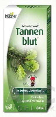 Schwarzwald Tannenblut sirup 1x250 ml