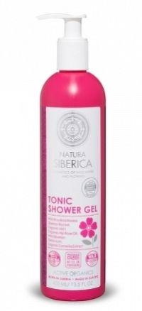 Sprchový tonizujúci gél