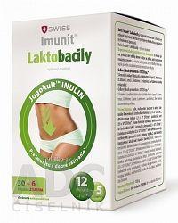 SWISS Imunit LAKTOBACILY cps 30+6 zadarmo