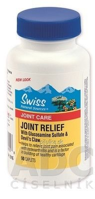 SWISS Joint Relief tbl 1x90 ks