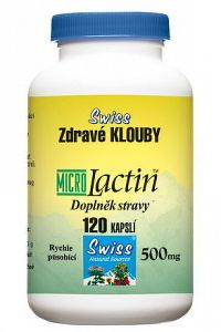 SWISS MICROLACTIN cps 500 mg 1x120 ks