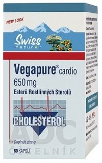 SWISS VEGAPURE 650 mg cps 1x60 ks