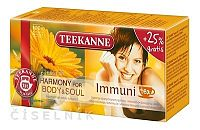 TEEKANNE HARMONY Immuni Tea s vitamínom C bylinný čaj 20x2 g