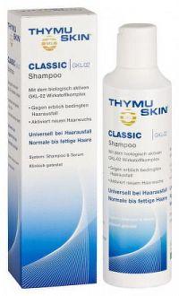 THYMUSKIN CLASSIC Šampón proti vypadávaniu vlasov 1x200 ml