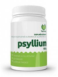 Top Green Psyllium prášok 1x180 g