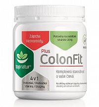 topnatur ColonFit PLUS enzymy prášok 1x180 g