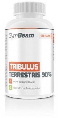 Tribulus Terrestris 120 tbl - GymBeam unflavored - 120 tab
