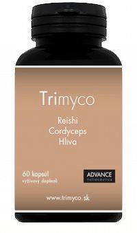 Trimyco 60 cps. – Reishi, Cordyceps, Hliva