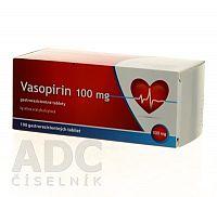 Vasopirin 100 mg tbl ent 1x100 ks