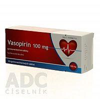 Vasopirin 100 mg tbl ent 1x50 ks