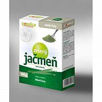 Vemica Zelený jačmeň - mleté listy prášok 1x100 g