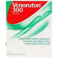 Venoruton 300 cps dur 1x50 ks