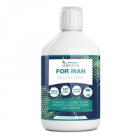vianutra FOR MAN MULTIVITAMÍN roztok 1x500 ml