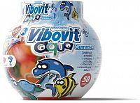 VIBOVIT+ AQUA Gummies želatínové zvieratká, 1x50 ks