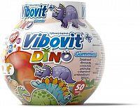 VIBOVIT+ DINO gummies želatínové dinosaury 1x50 ks