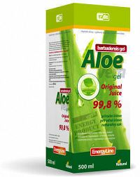 VIRDE ALOE VERA barbadensis gél original juice 1x500 ml