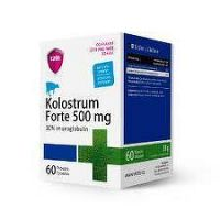 VIRDE KOLOSTRUM FORTE 500 mg cps 1x60 ks
