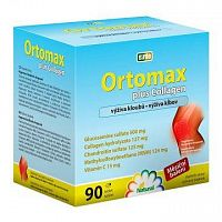 VIRDE ORTOMAX plus Collagen tbl 1x90 ks