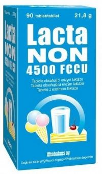 Vitabalans LactaNON 4500 FCCU tbl 1x90 ks