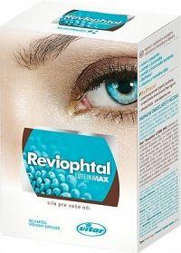 VITAR Reviophtal LUTEIN MAX DUOPACK cps 2x60 1x1 set