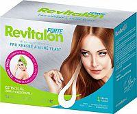 VITAR Revitalon FORTE cps 90 + darček: turban na vlasy, 1x1 set