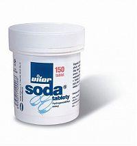 VITAR sóda tablety hydrogénuhličitan sodný, tbl 1x150 ks
