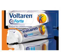 Voltaren Forte 2,32 % gél gel 1x100 g