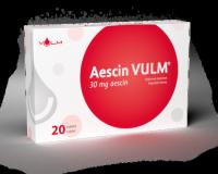 VULM Aescin 30 mg tbl flm 1x20 ks